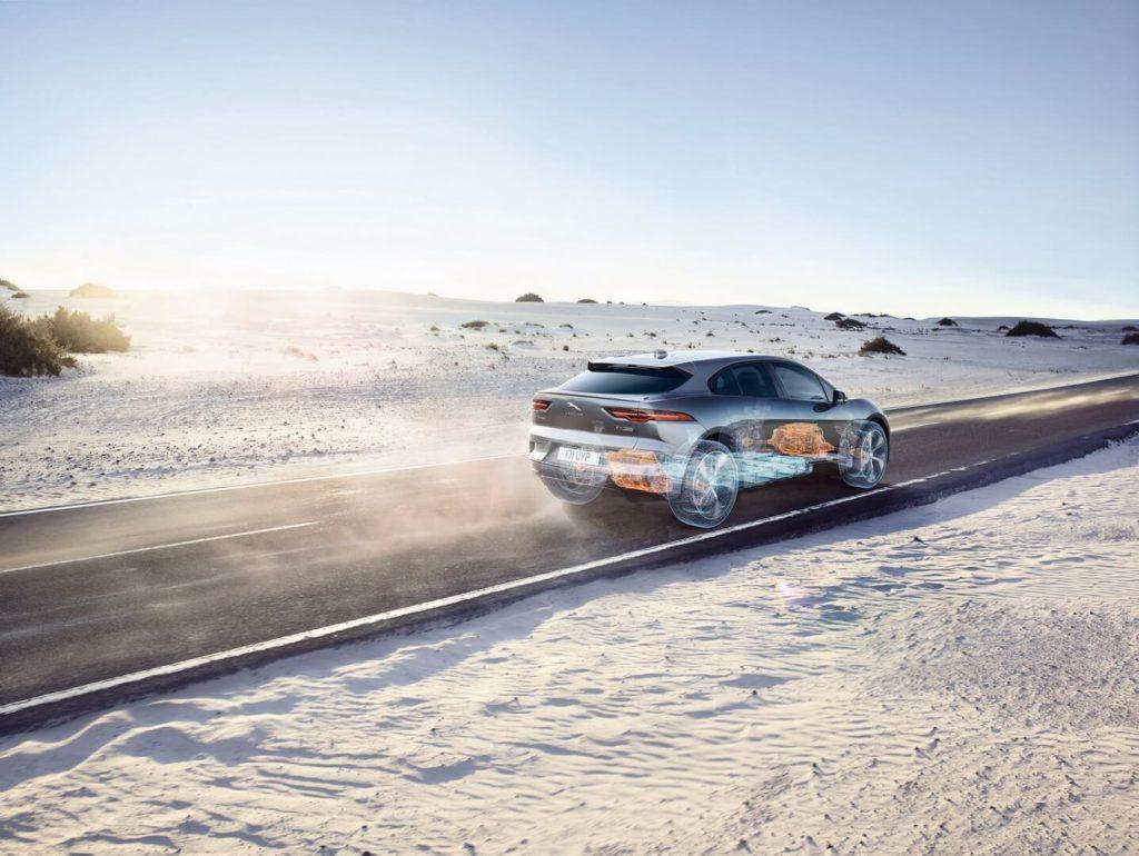 Jaguar I-Pace: гость из будущего