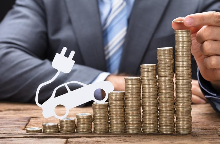 электромобиль налоги