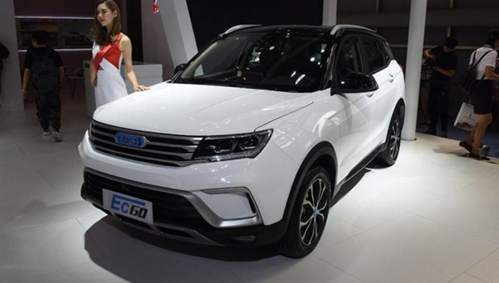 Китайские электромобили. Ведущие компании, тренды и цены 2020 года