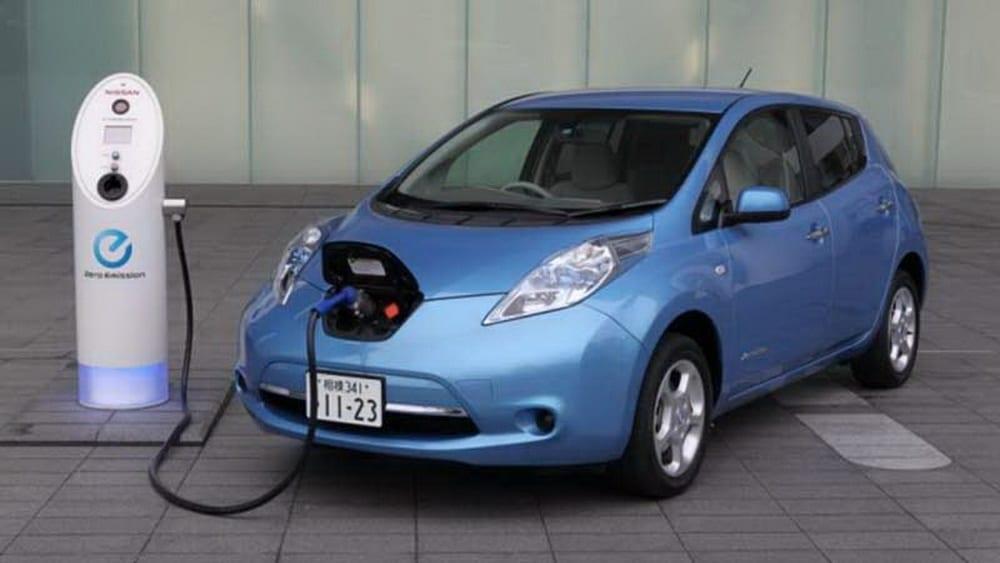 электроавтомобиль