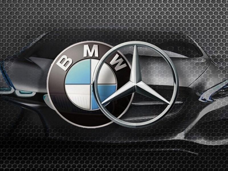 Mercedes-Benz и BMW