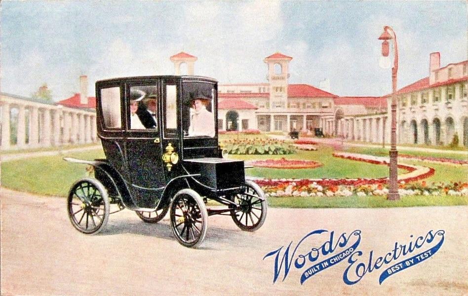 Woods Motor Vehicle