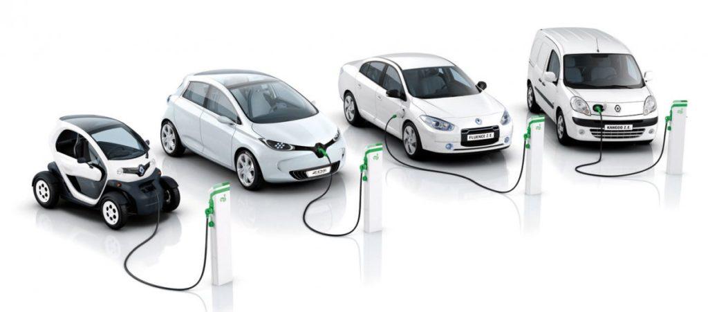 Продажи электромобилей Renault пересекли отметку в 300 тысяч