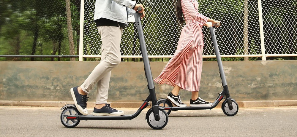 Segway-Ninebot ES4 Electric Scooter