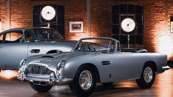 детский электромобиль Aston Martin