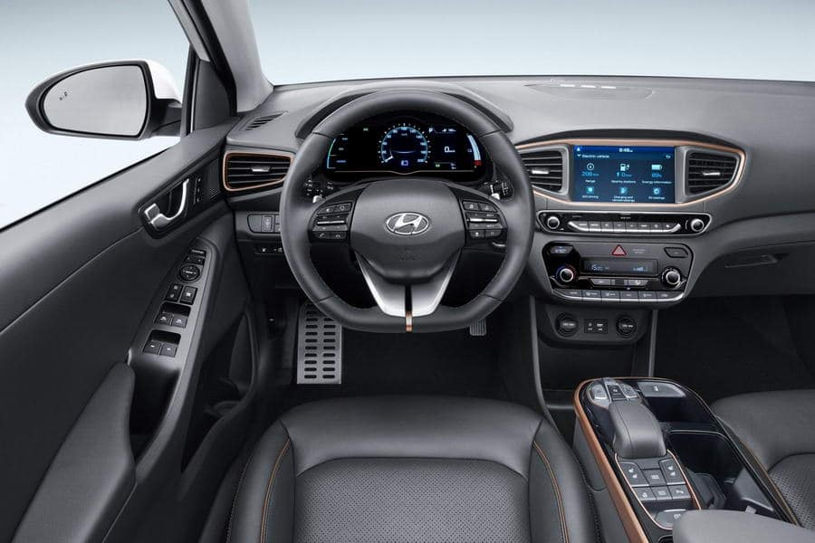 Hyundai Ionic Electric