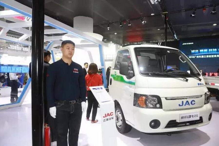 JAC i3