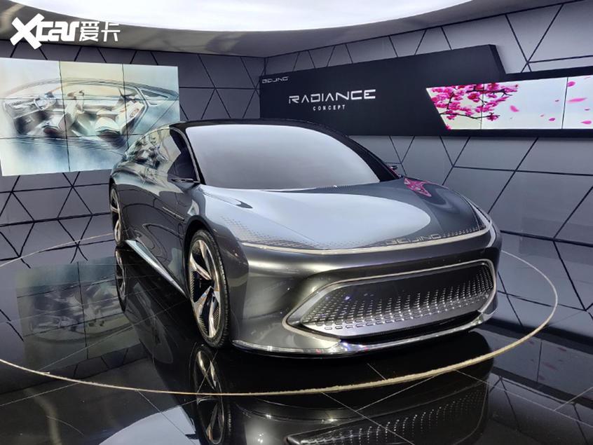 Концепт Beijing Radiance