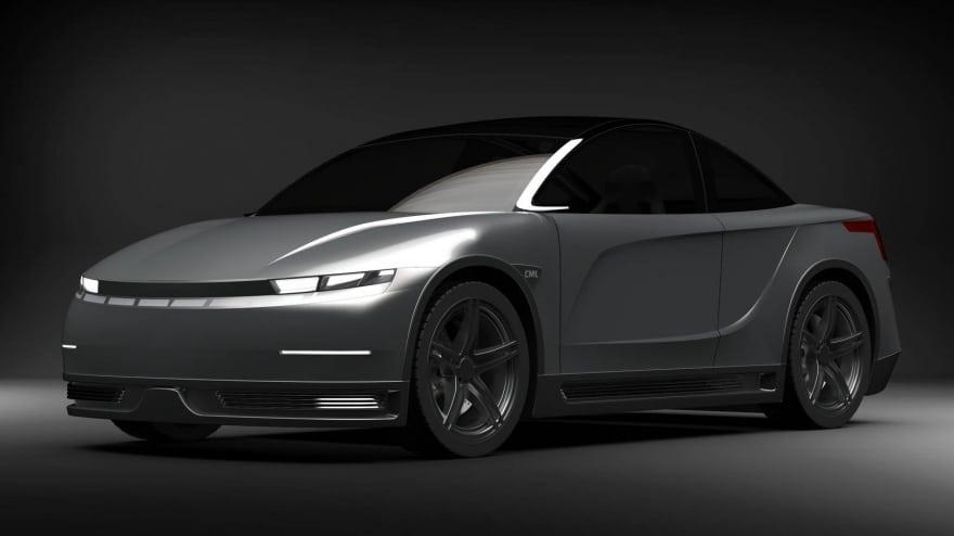 CML-CAR электромобиль