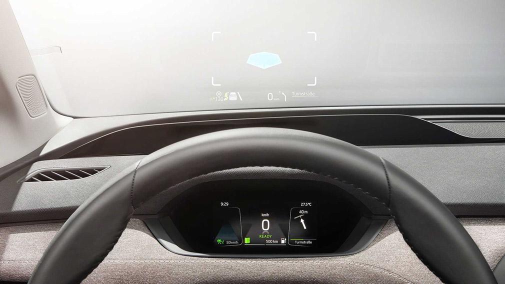 Презентация электромобиля Skoda Enyaq iV: продуманные опции и запас хода 510 км