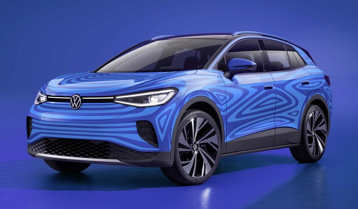 электромобиль Volkswagen ID.4