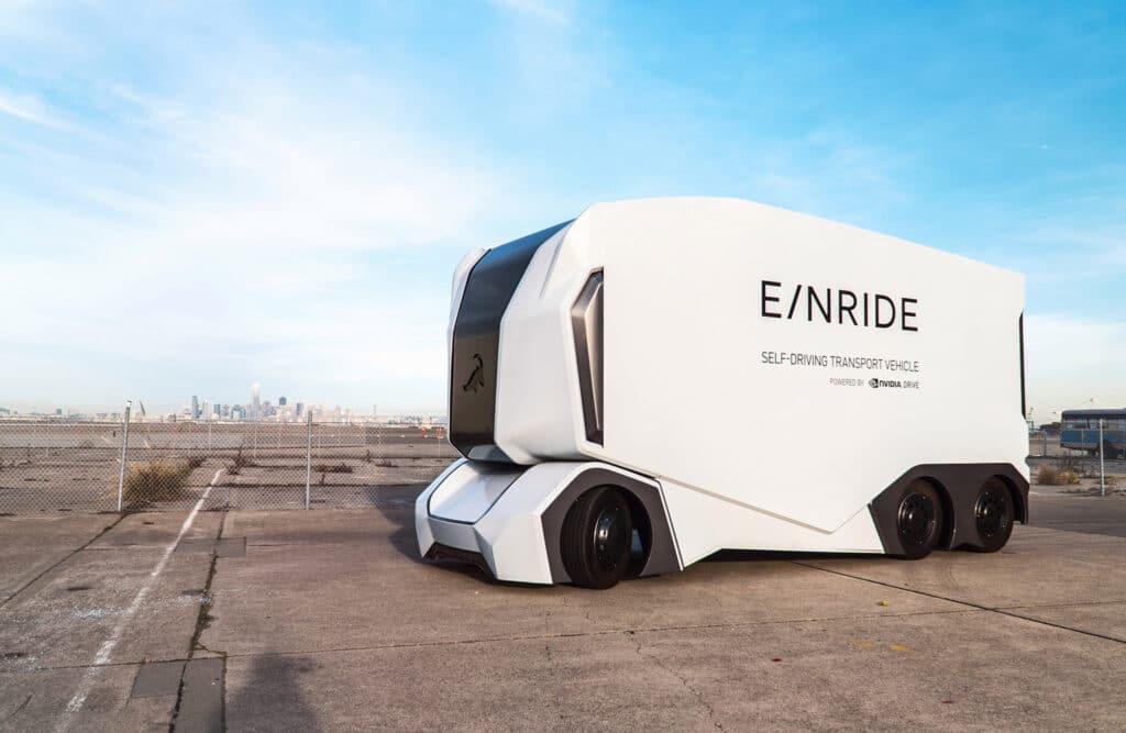 Новости электрогрузовиков: Rivian, Scania и стартап Einride