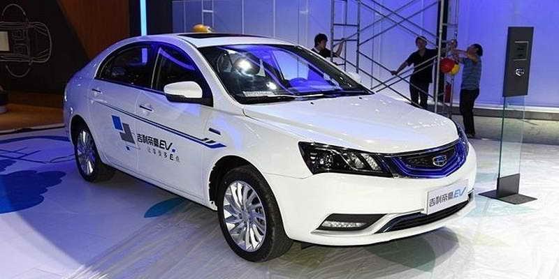 Geely EC7 EV