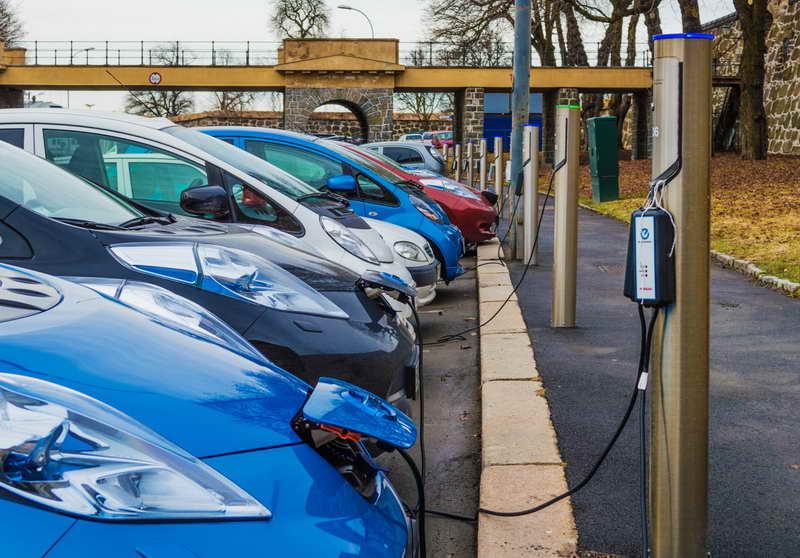 Норвегия и электромобили