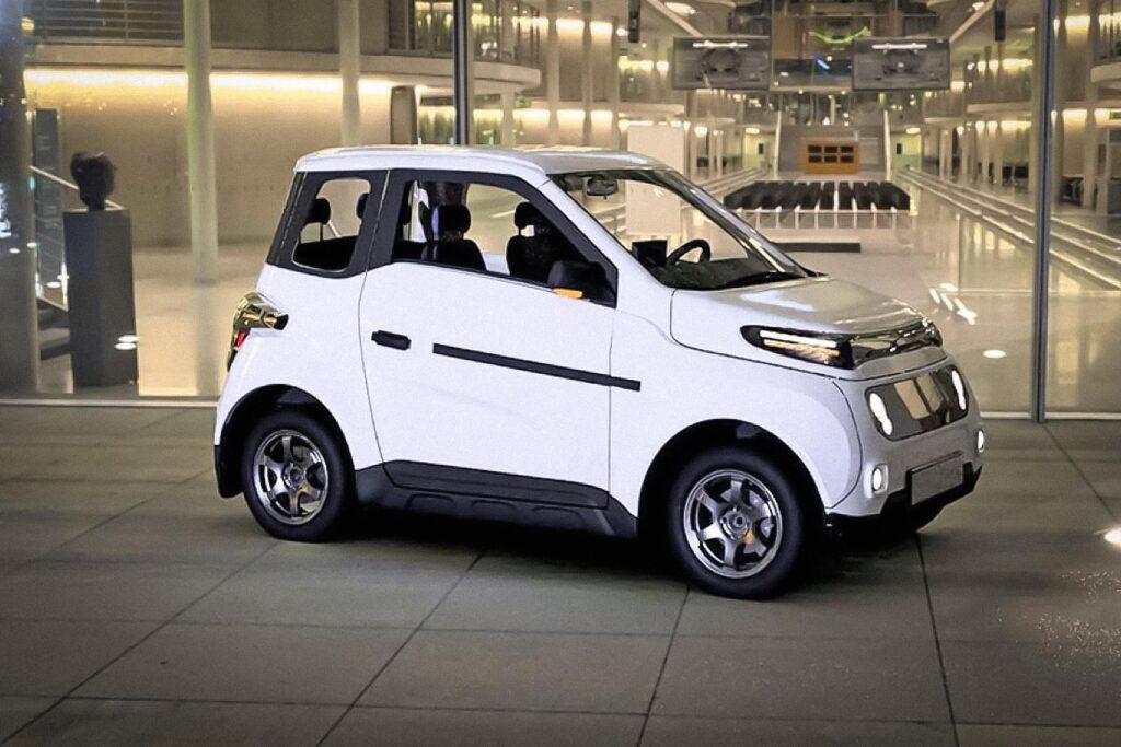 Новости России: спрос на электрокары, Zetta и Nissan Ariуa