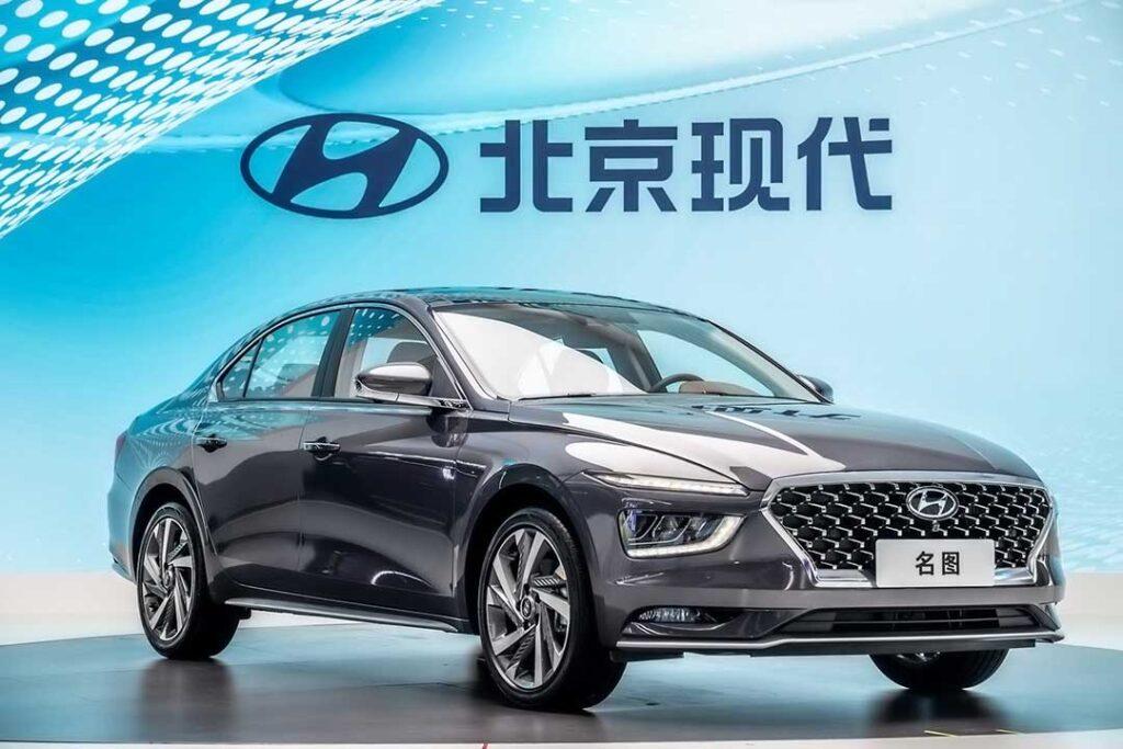 Электромобиль Hyundai Mistra