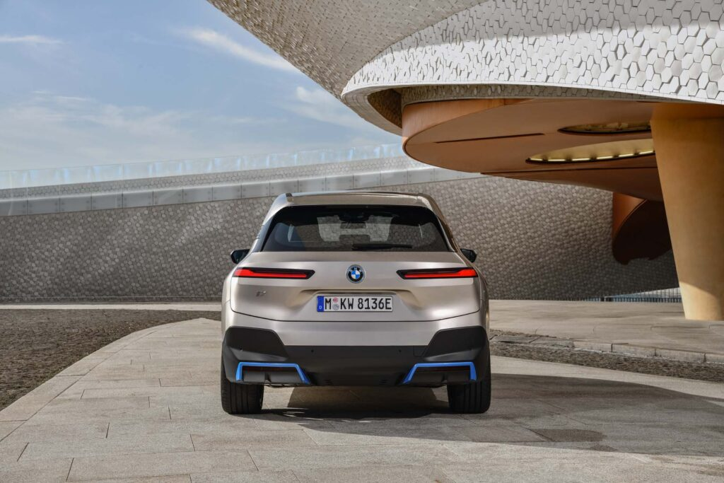 BMW iX и электроскутер на премьере NEXTGen 2020