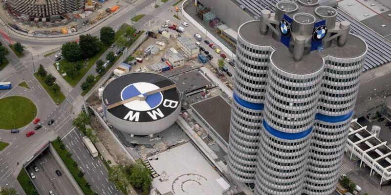 BMW переоборудует заводы под электромобили