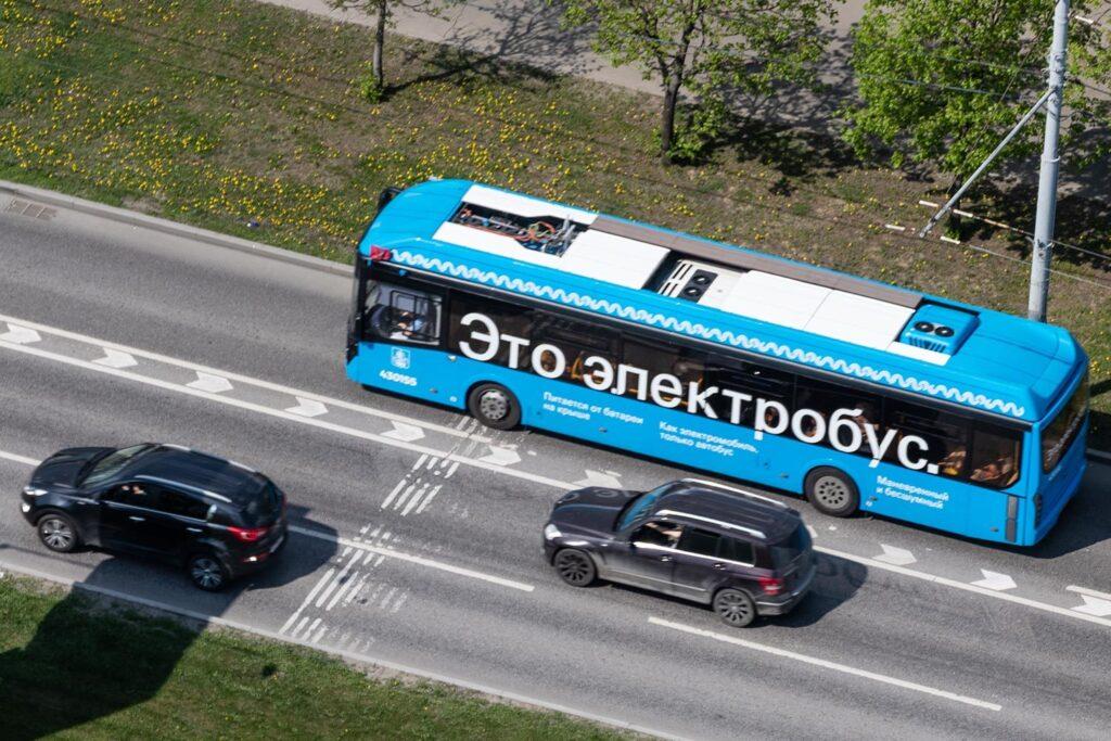 электротранспорт Россия