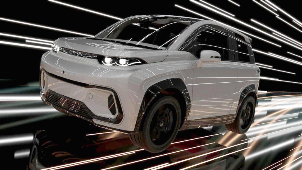 электромобиль «Кама-1»