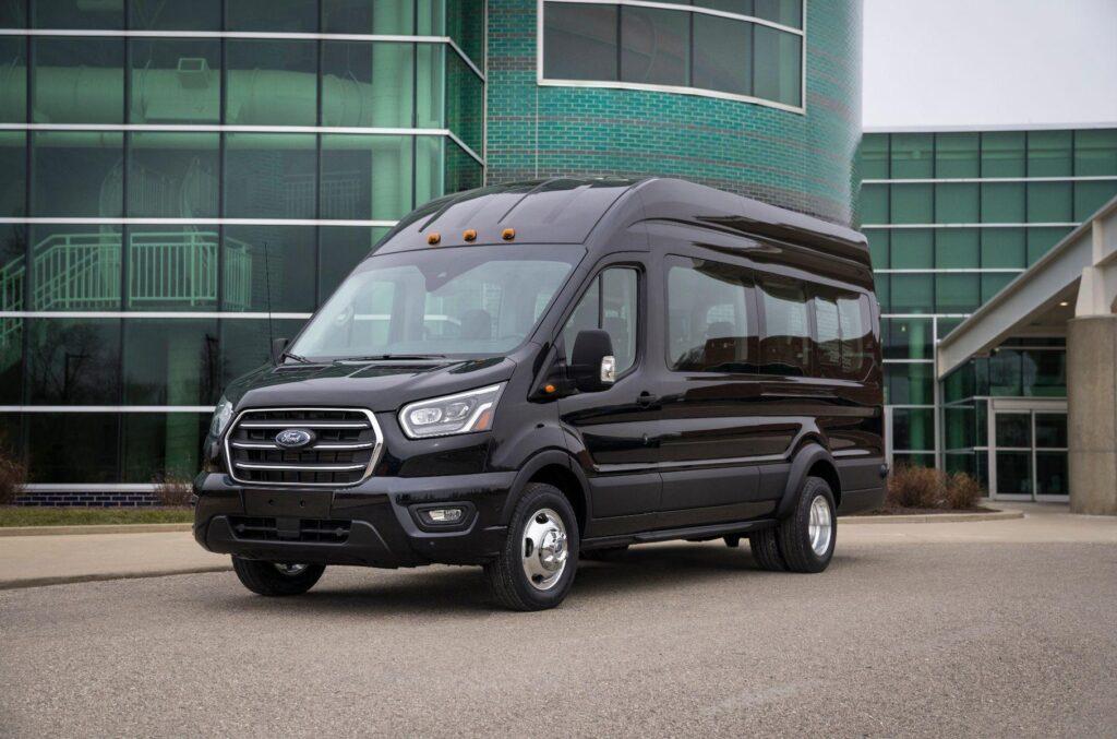 Ford Transit EV