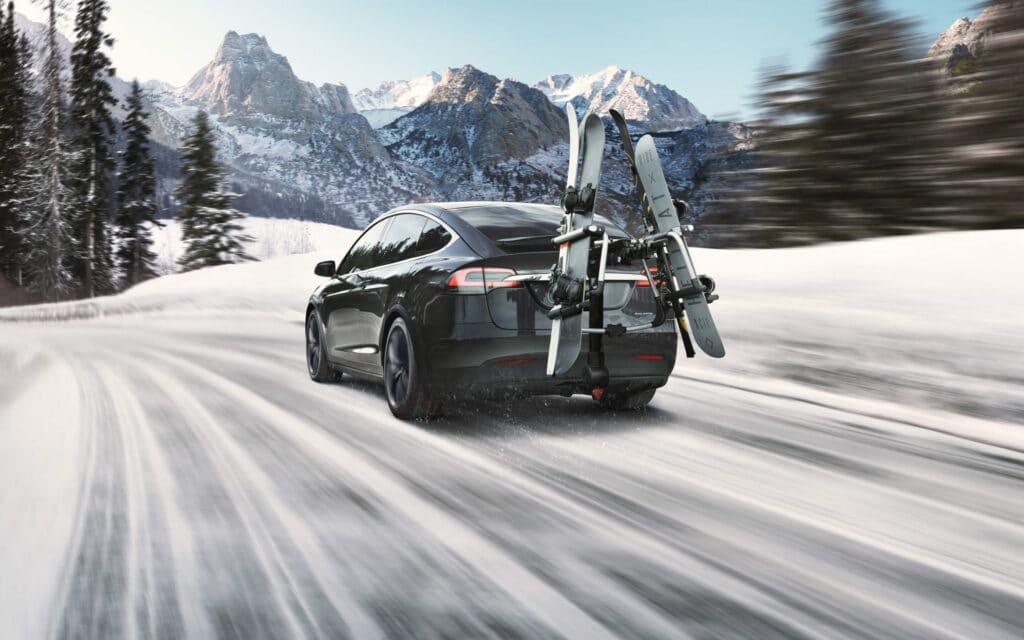 Tesla электрокары