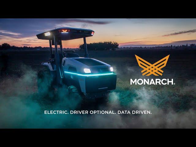 Электротрактор Monarch Tractor