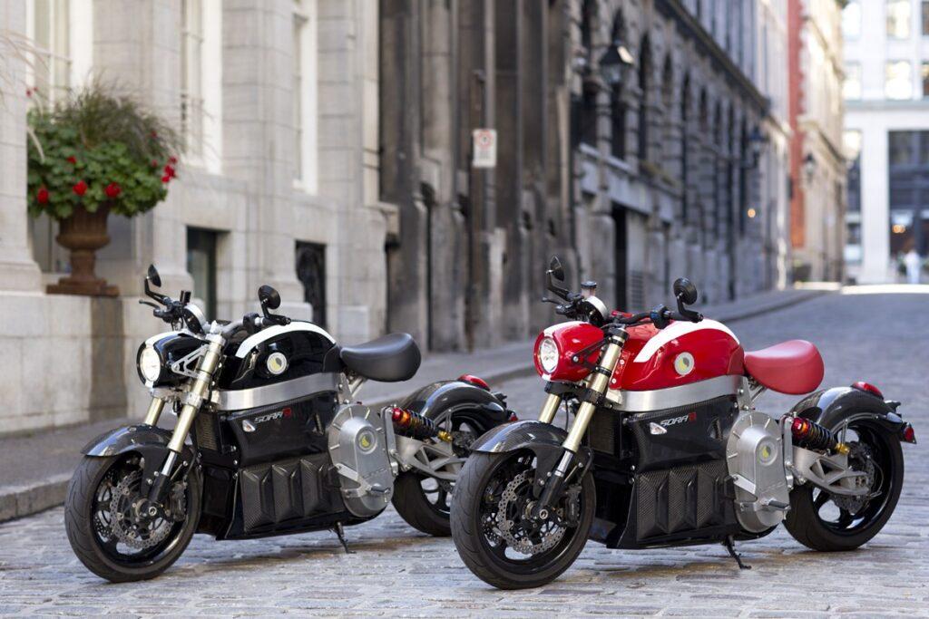 Топ-10 самых известных электромотоциклов современного автопрома