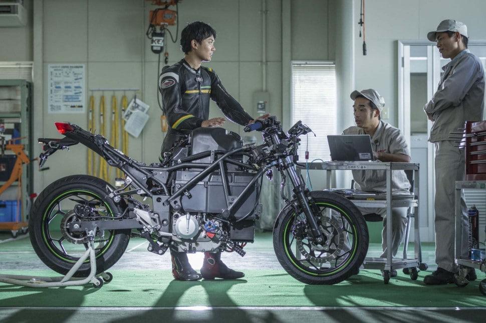 Kawasaki EV Projects