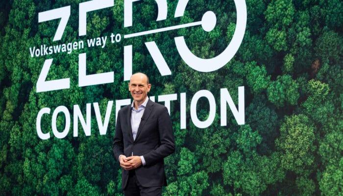 Volkswagen программа безуглеродного развития