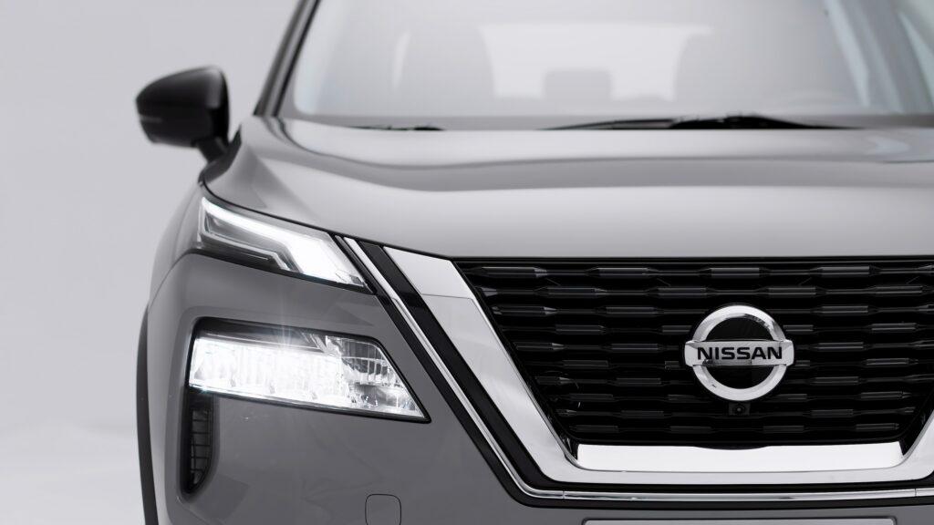 Auto Shanghai 2021 Nissan X-TRAIL с установкой e-Power