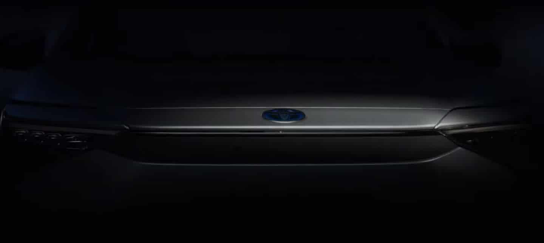 Электромобиль Beyond Zero от Toyota