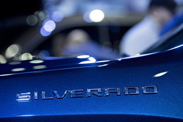 Электромобиль Chevrolet Silverado