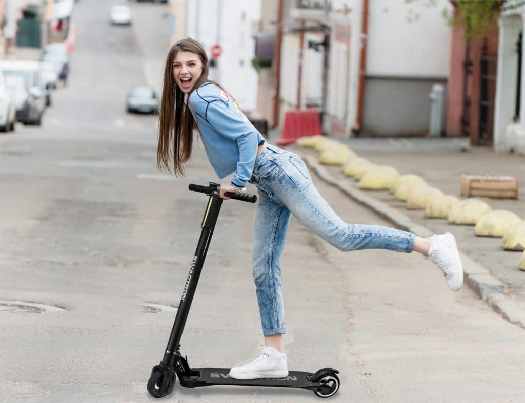 El-sport kids escooter f1