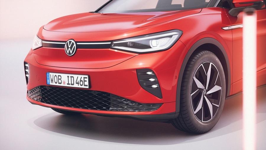 Электромобиль Volkswagen ID.4 GTX