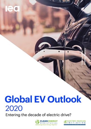 Электромобили в мире: отчетGlobal EV Outlook 2020