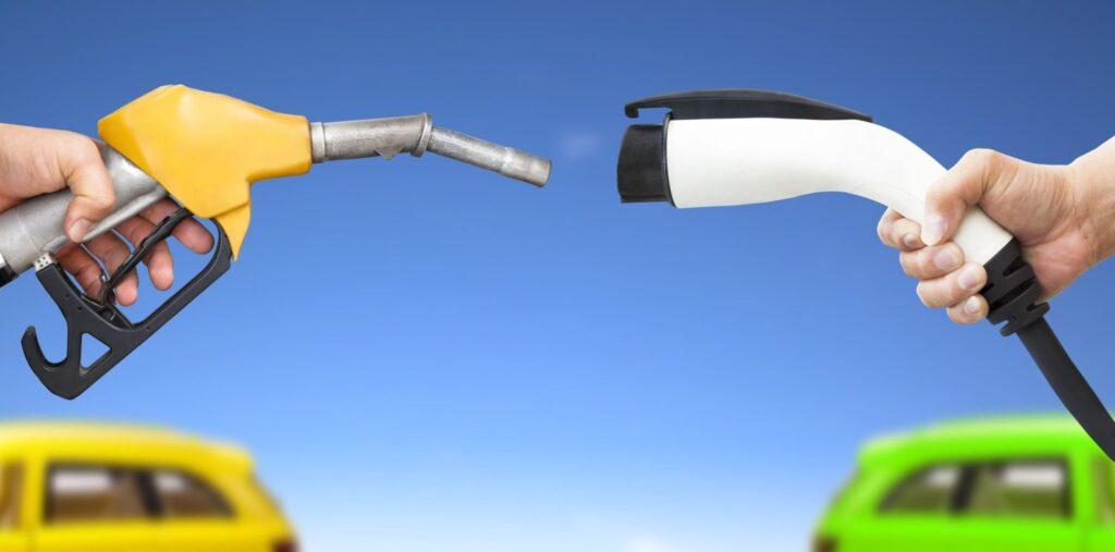 Электромобили: доля продаж на авторынке