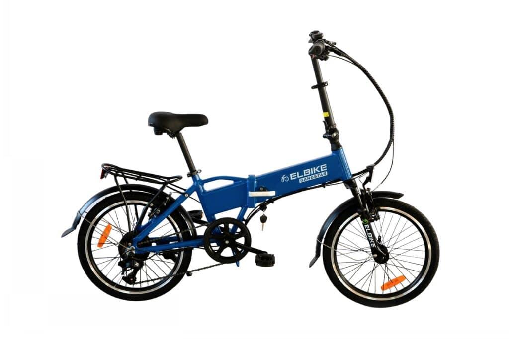 Электровелосипед Elbike Gangstar St 350