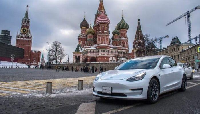 Налог на ввоз электромобилей в РФ и заявления Илона Маска