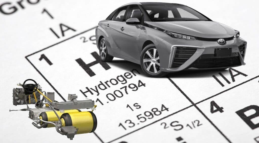 Водородные гибридные автомобили