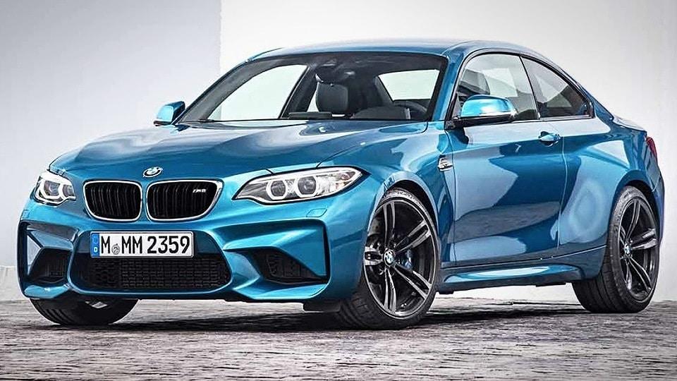 Автомобиль BMW M2