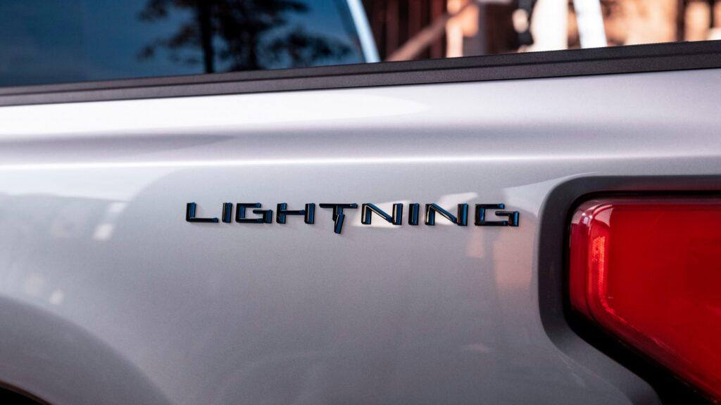 Электромобиль Ford F-150 Lightning