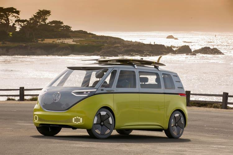 Электробус Volkswagen ID.Buzz
