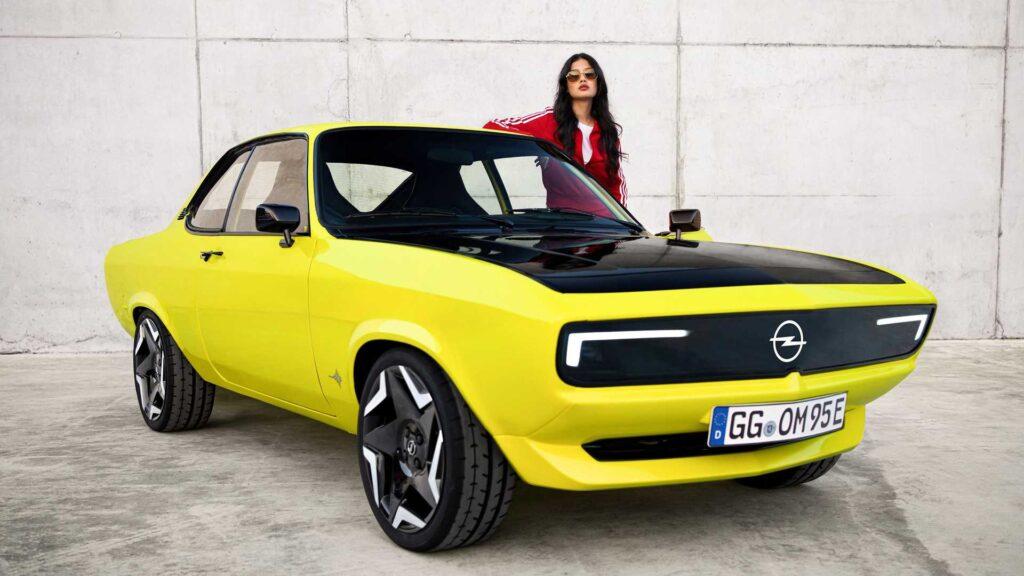 Opel Manta GSeElecto MOD
