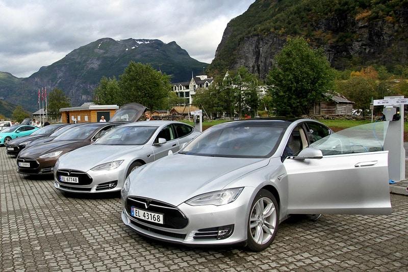 Tesla суд в Норвегии