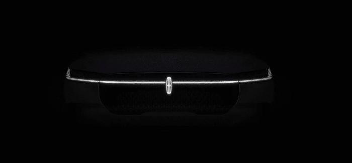Первые тизеры электромобиля Lincoln