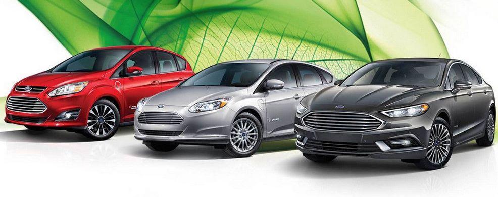 Электромобили Ford и другие новости екарс и гибридов