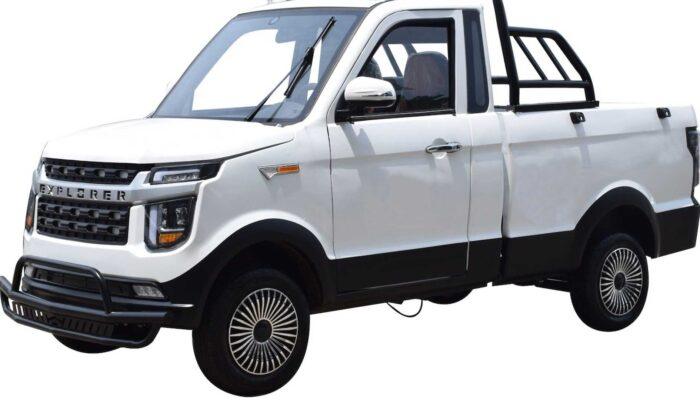электромобиль Changli CLZKC-009