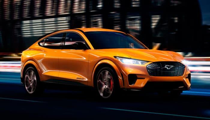 Ford Mustang Mach–E GT с пакетом Perfomance получил неожиданный запас хода