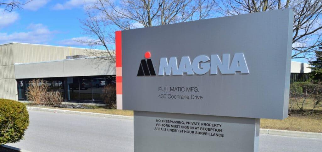 Magna International Inc. сотрудничество с Fisker